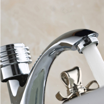 Einheitliche regeln wasserhahn Keramik - waschbecken Becken wäsche - Pool ein Loch 304 Kupfer - toilette