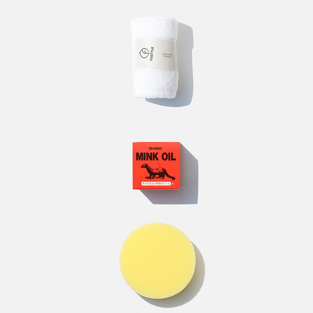 植鞣皮革護理保養油 哥倫布斯/COLUMBUS黃狼貂油 /TARRAGO防水油