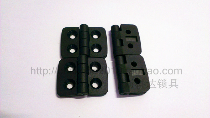 La Caja eléctrica de nylon nylon plástico bisagra bisagra bisagra para 2020 de 30 a 40 * * cerradura con agujeros de 20 14