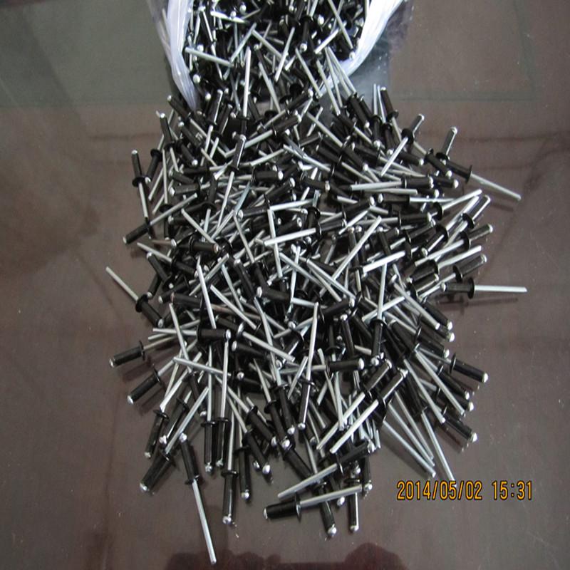 Remaches de aluminio negro con la decoración de las uñas el Remache de aluminio (negro) M2.4M3.2M4M5 v300
