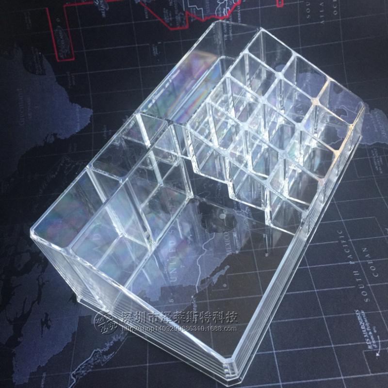 электронная сигарета акрил многофункциональный дисплей кристалл дело дыма в коробку для отображения коробки новых форсунка