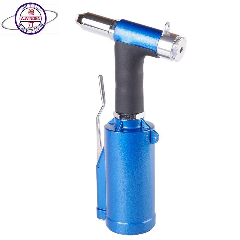 La estabilidad dinámica de importación de gas con WCP-700A sacó las uñas la remachadora neumática hidráulica remachador Latin arma corta la boca