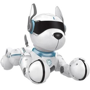 2019儿童智能遥控狗会走路启蒙音乐机器狗智能特犬电动玩具机器人