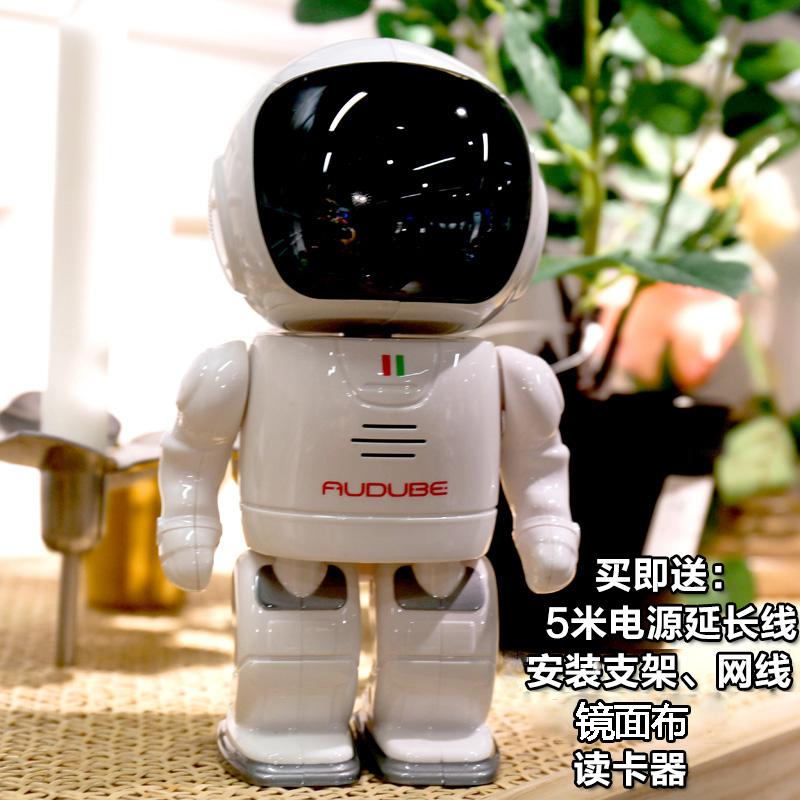 الشبكة المنزلية اللاسلكية الذكية الكاميرا هد كاميرا مصغرة الهاتف الخليوي واي فاي الروبوت عن بعد رصد