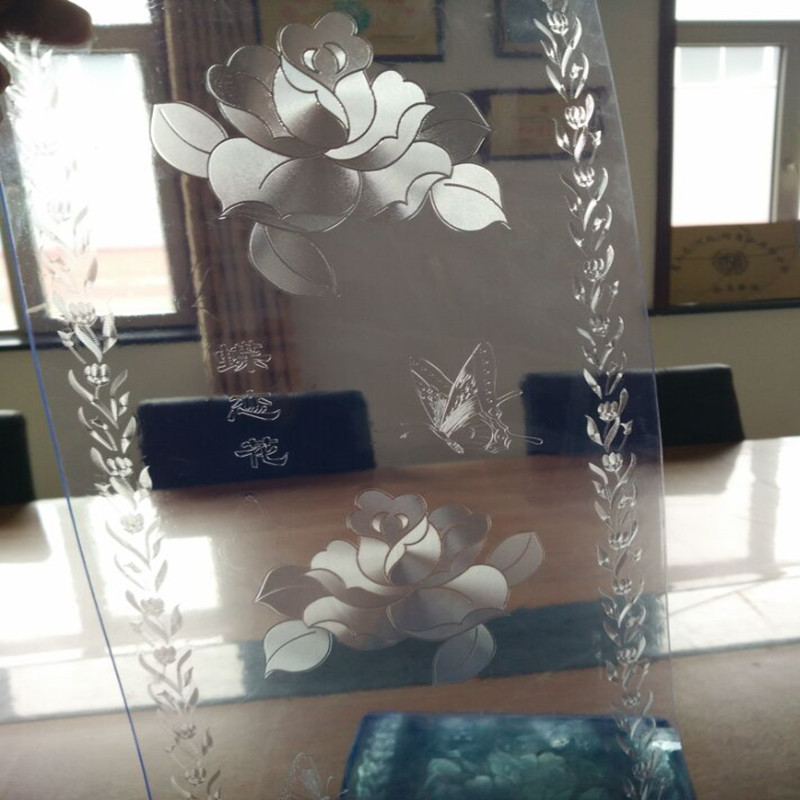 prozorni pvc zavese mehko zaveso, pozimi toplo toplotne izolacije prah vetrobransko fume preprečevanje porazdelitveni klimatskih zavese