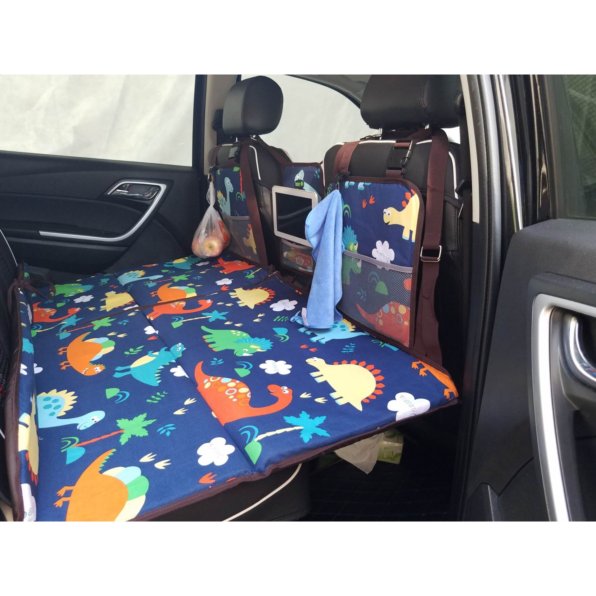 The new car seat travel bed bed mattress vehicle car auto supplies creative non inflatable universal adult