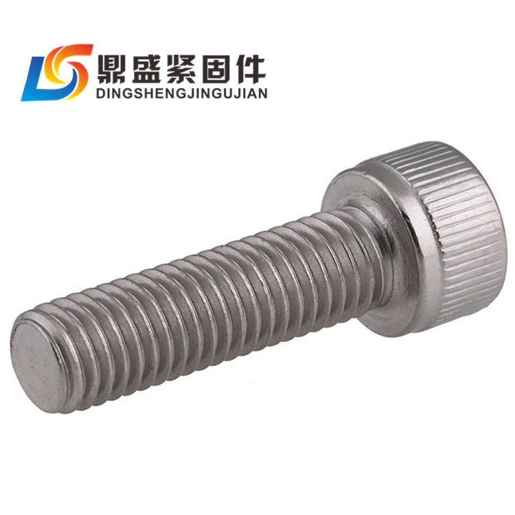 304 stainless steel six angle screw bolt cup head six angle screw M12*16*30*50*130