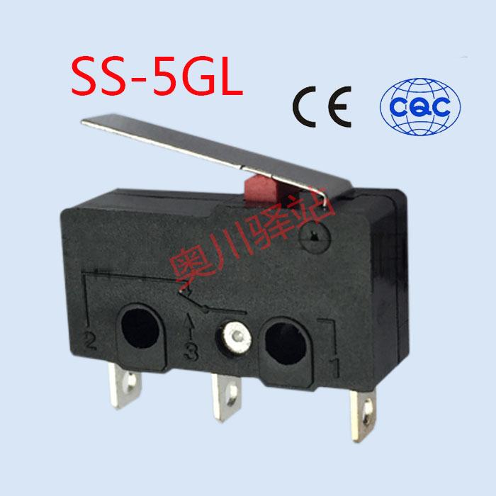fabrik direkte salg - mikroomskifterens skift SS-5GL endestopafbrydere ZW10-B5A kobber kontakt