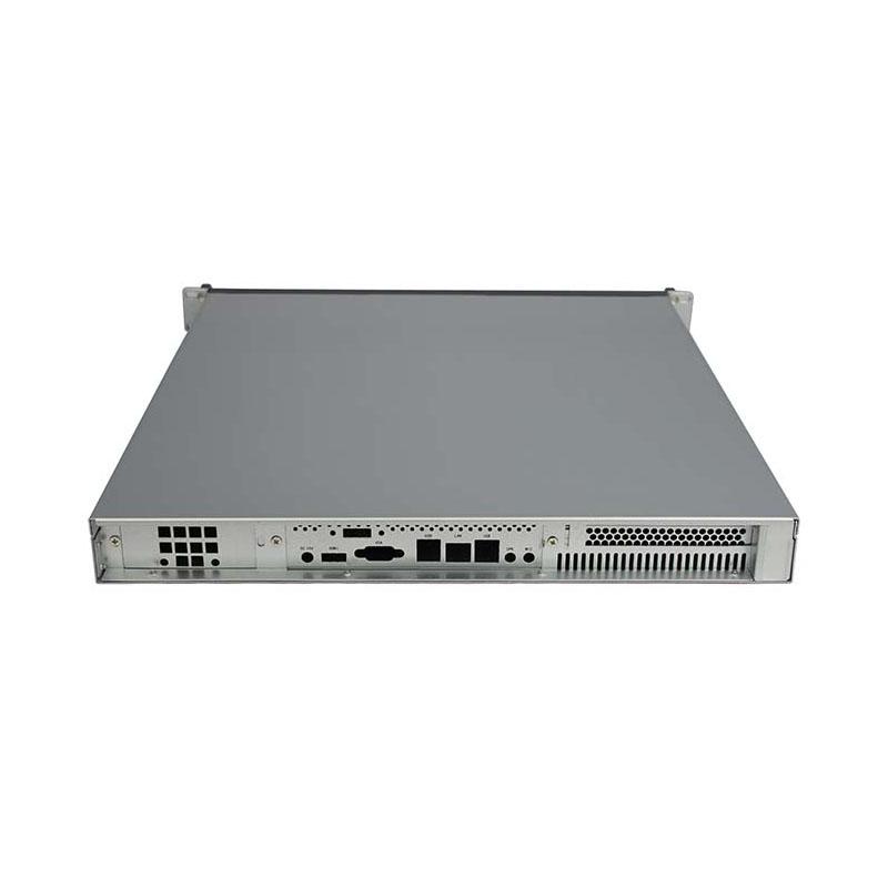 [personalizar] 1u hotswap chasis 480MM profundo 4 un disco caliente. Fábrica motherboard itx OEM personalizar