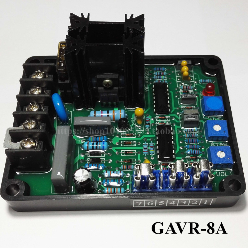 GAVR-8A brushless generator automatic voltage regulator AVR regulator voltage regulator
