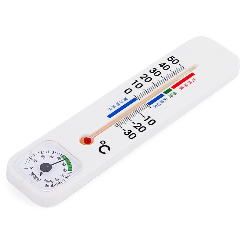 De hoge vochtigheid binnenlandse industrie kwik, temperatuur en vochtigheid... Baby 's kamer muur precisie thermometer