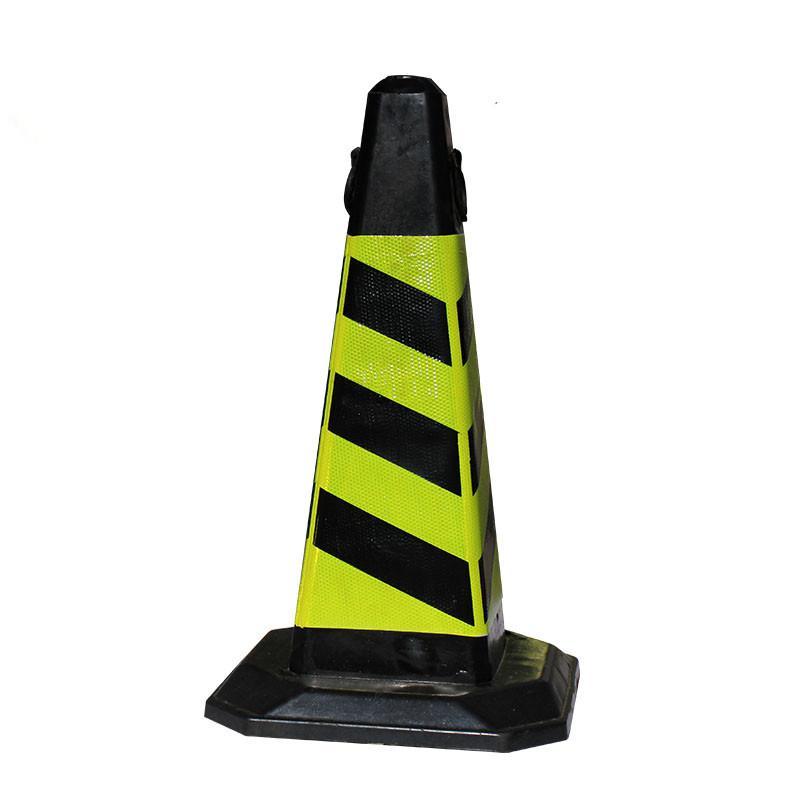 Анда не парковка парковочных карт billboard резиновые дорожные конусы стороны баррикады предупреждающий знак парковка запрещена 70cm конус