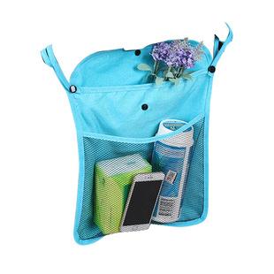 婴儿推车挂包收纳宝宝挂袋多功能通用推车置物袋挂钩储物袋大容量