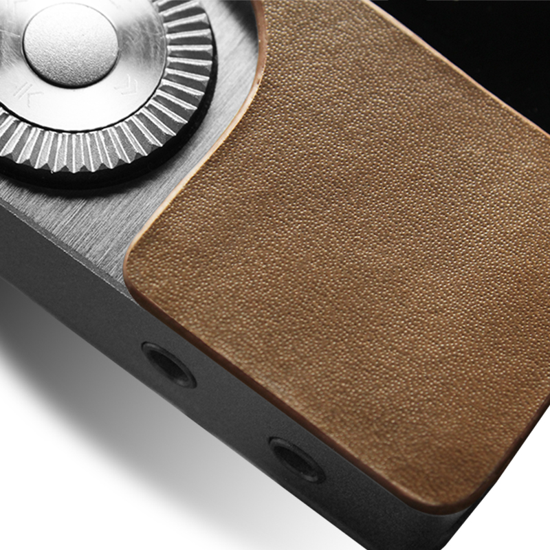 Shanling/ Shan Ling M5 official HiFi portable music player MP3 original fashion leather case