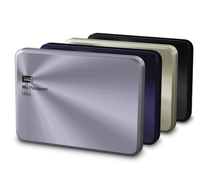 2,5 - Zoll - version USB3.04tb im Westen MyPassportUltra WD festplatte Daten *
