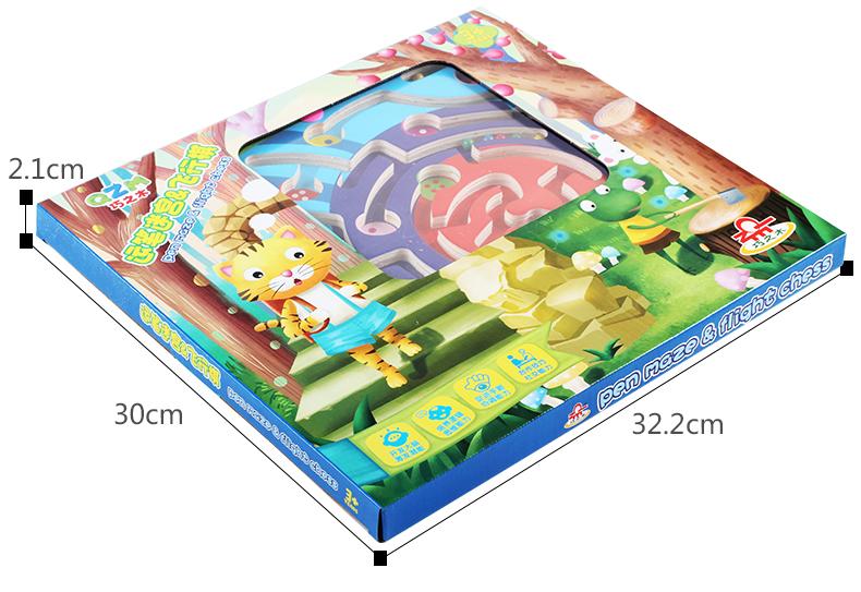 Magnetismo magnetismo animal caneta roller maze puzzle brinquedo de pelúcia crianças de Menino Menino ímã.