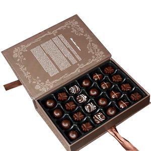 德芙纯黑巧克力礼盒装送女友手工diy刻字定制创意生日礼物情人节