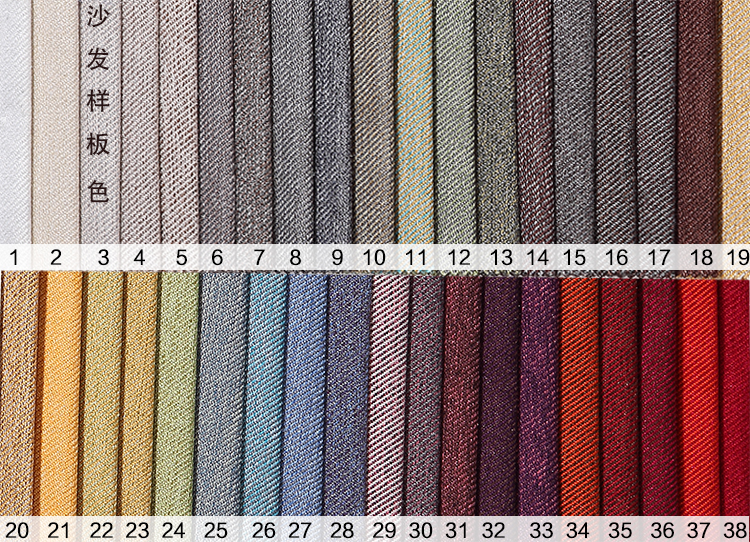 メーカーは、布製ソファベッド両用の機能ソファベッドで便利な美観の空間を節約し、ソファ
