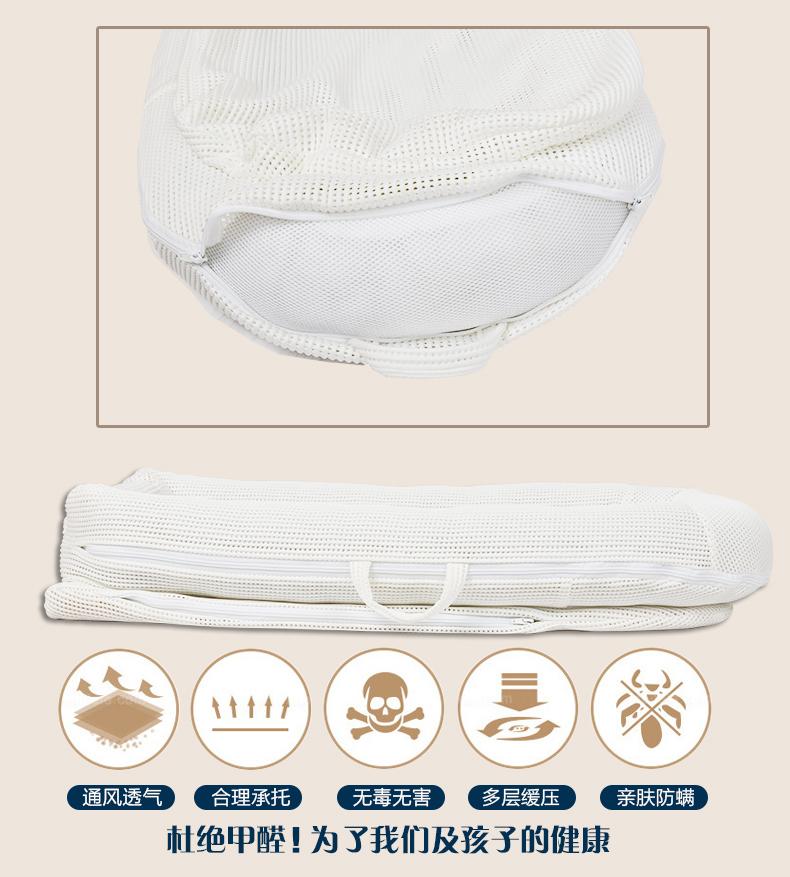 新生児のベッド中床ベビーベッド携帯型折りたたみベッド赤ちゃん倣子宮あやして寝てベッドのベッドの一生をぶりかえって見る