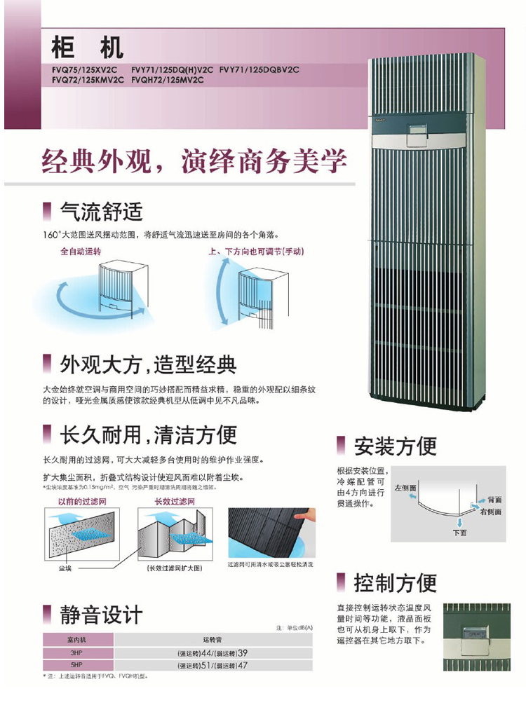 Daikin двухкамерных коммерческих guiji один на один кабинет, кондиционер воздуха, государственных органов и подразделений банка магазины для кондиционирования воздуха