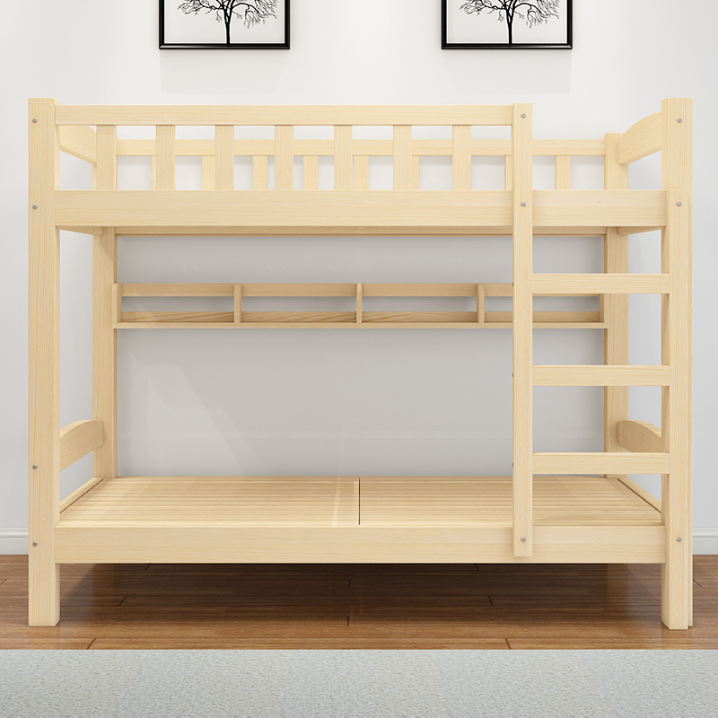 Special offer shipping wood crib bunk high-low bed bed double bed and bed mother on the bed of pine bed