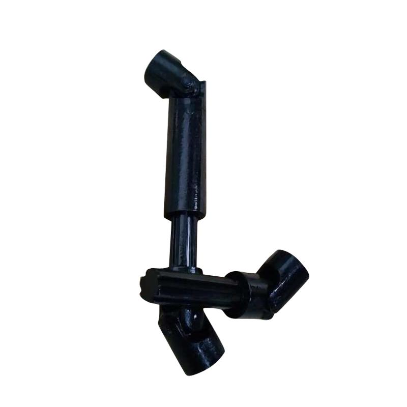 rist on rist, võib ühendada haakeseadis drive shaft. teleskoop.