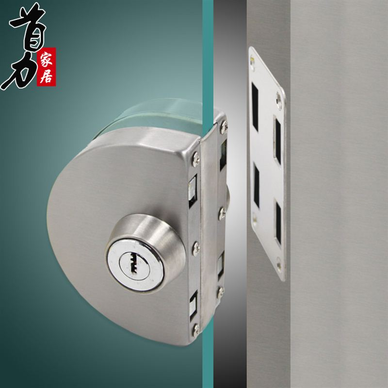 grimlock, două găuri de sticlă cu o sticlă 玻央门 nu încui uşa de sticlă de sticlă fără uşă dublu din uşă -