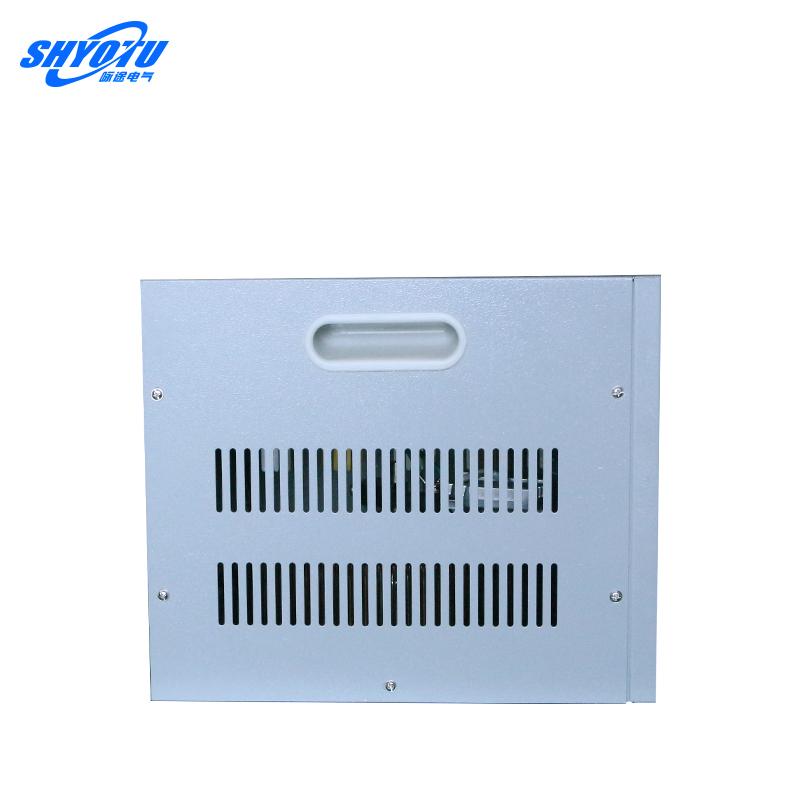 Régulateur de tension automatique domestique 3000w 220 V de régulation de tension de courant alternatif de la source de tension de transformateur acoustique de réfrigérateur