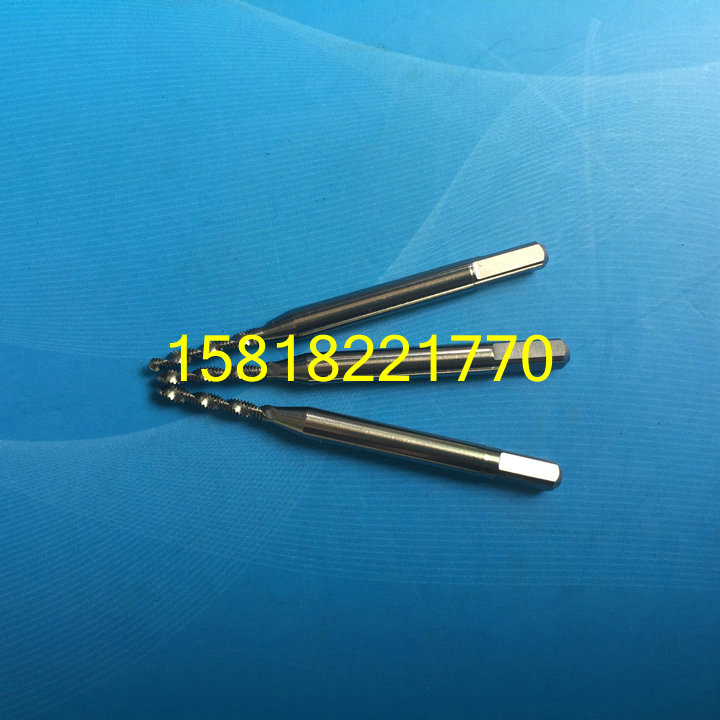 Japan OSG spiral groove wire tapping 2-56-48U3-48-56U steel aluminum plating before 0.05 increase 6G machine tap