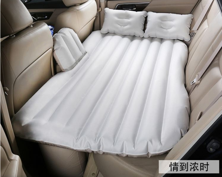The car carrying inflatable bed car car air cushion mattress bed adult self driving family travel journey comfortable general