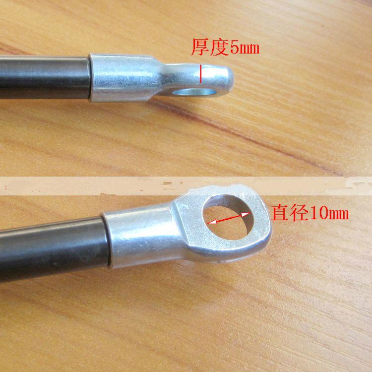 Lu Hao Kai CAMA box CAMA pneumático Da haste de acionamento hidráulico com ar de bar bar bar 400*65kg650n
