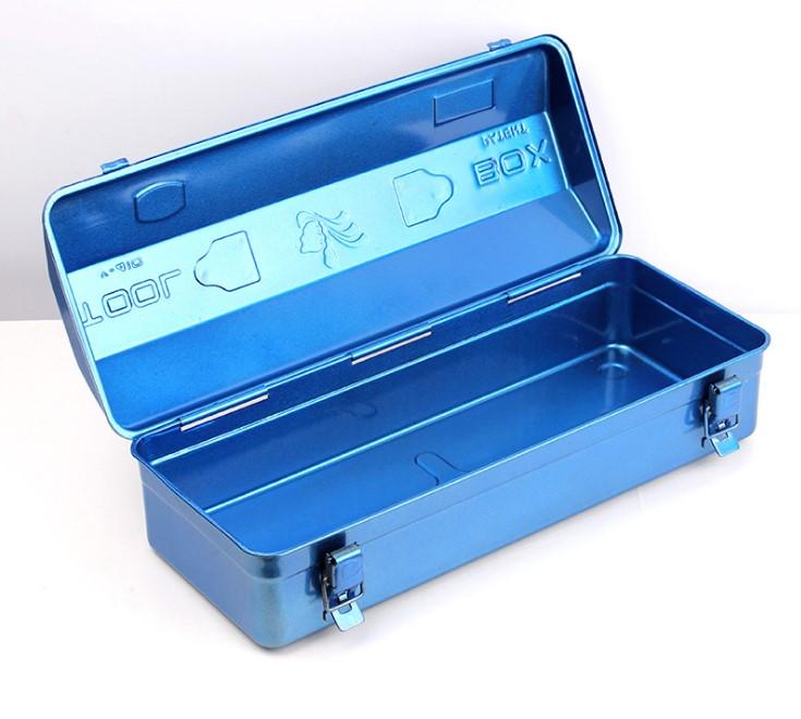 Ispessimento della cassetta degli attrezzi di ferro Multi - funzione Hardware domestici strumenti di ferro 350410 scatole di ferro.