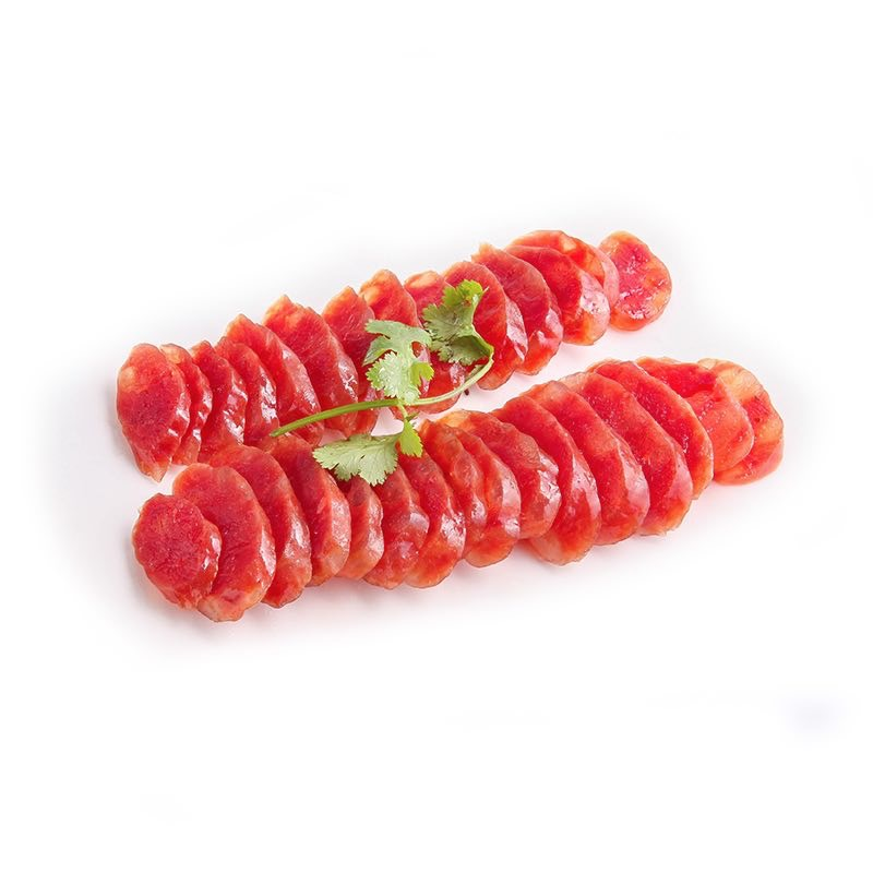 Dr. Baker cured system longsentiment annual Chinese New Year holiday gift Jiapin black pig / dried pork sausage