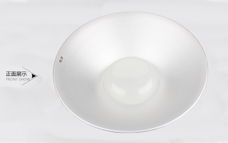 Lâmpada led de Luz de tetO Luz armazém oficina lustre abajur Luz impermeável e à Prova de explosão de 100 watts