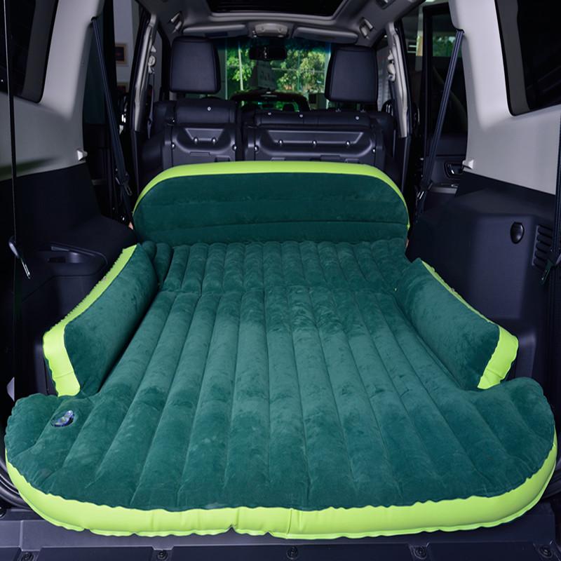 NISSAN X-Trail Qashqai trunk Copaci Kroraina Junyi inflatable inflatable bed bed bed car travel car