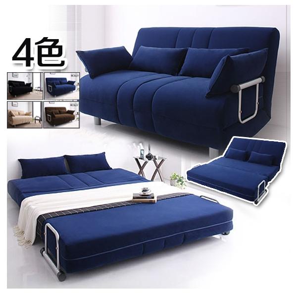 Το μικρό μέγεθος του τεμπέλη μαλακό καναπέ μονό ύφασμα διπλό κατοικήσιμο πτυσσόμενο καναπέ - κρεβάτι μωρό κιγκλίδωμα σπέσιαλ δωμάτιο