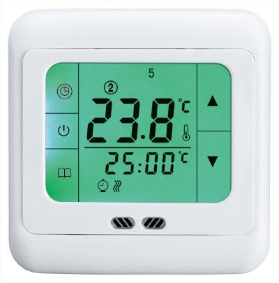 vak na poštu na obrazovce na termostat programovatelná elektrické akumulační 地暖 elektrické film termostat 地暖 vypínač.