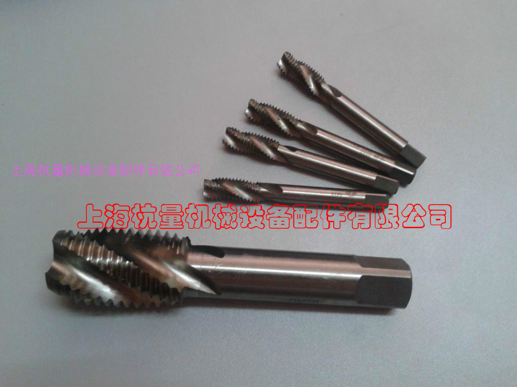 Full grinding spiral groove machine tap M16/M16*1.5