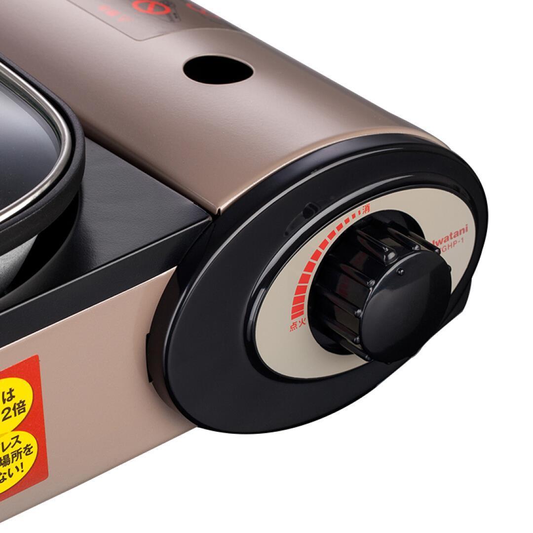 岩谷 Iwatani плита открытый портативный путешествовать на автомобиле оборудования барбекю печи полевых дикий ветер