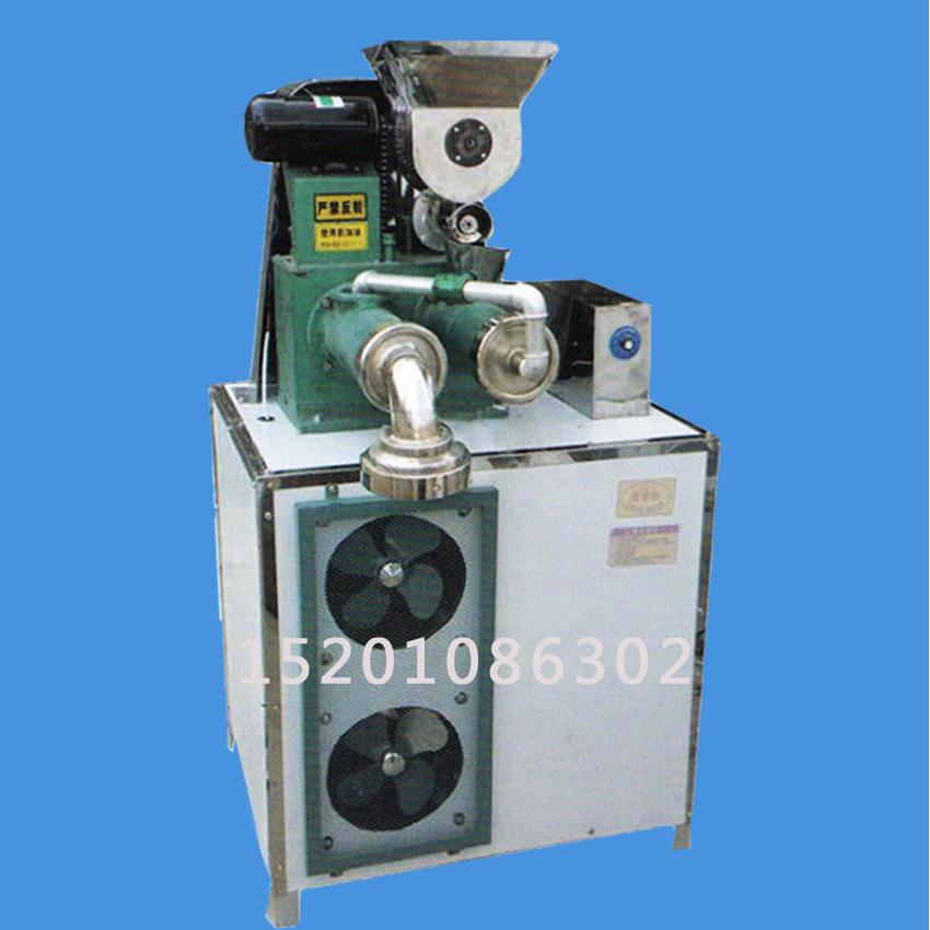 La máquina automática de doble cilindro comercial de la máquina de pasta de fideos de maíz cocido fideos Soba de granos de cereales.