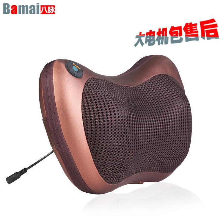 ægte køretøjets husstand halshvirvel massage hals talje tilbage hele elektriske multifunktionelle massage pude pude