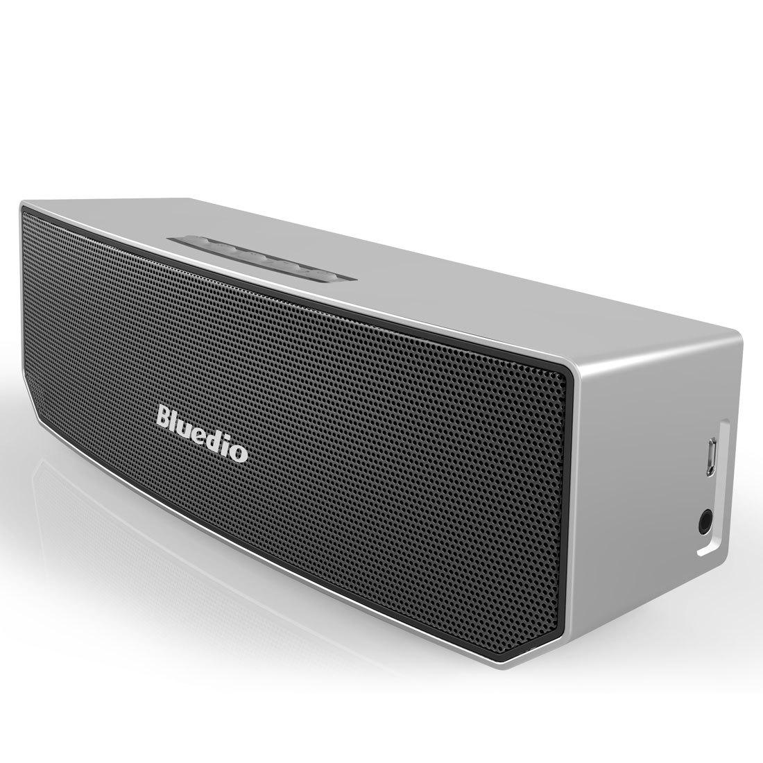 Blau - BS-3 tragbare 3D - bluetooth - lautsprecher stereo - musik macht, mini hi - fi - subwoofer