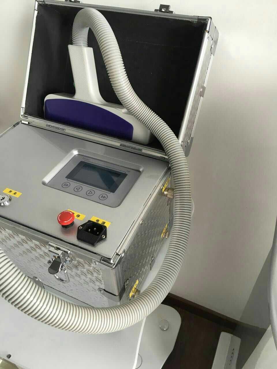Портативный лазер удаление тату