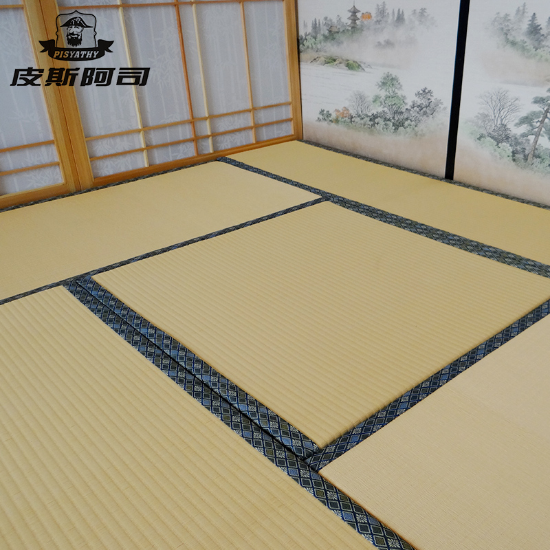 Aspirin set coconut rice of couch pad pease tatami mat waterproof seat tatami mat meters kang surface do Japanese couch