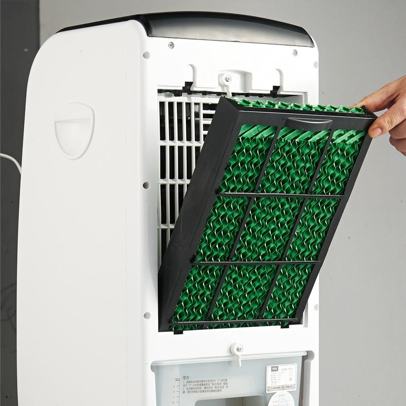 TCL - klimaanlage Kühl - Fan - lüfter befeuchtung lüfter mini - Kein Blatt kühlluft - fan ALS klimaanlage mobile