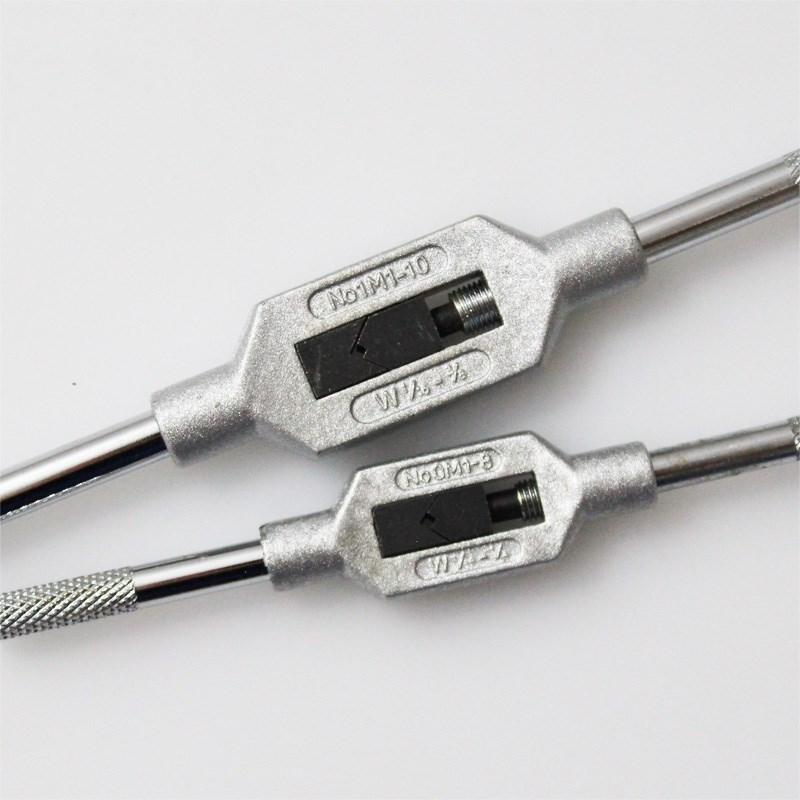 Tap tap tap wrench spanner wrench, Abertura de ROSCA dente de manual ferramenta chave de botão de Seda