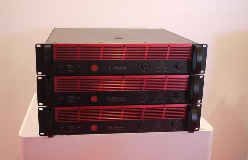 Hivi /惠威TE2400アンプ新品、在庫抛货