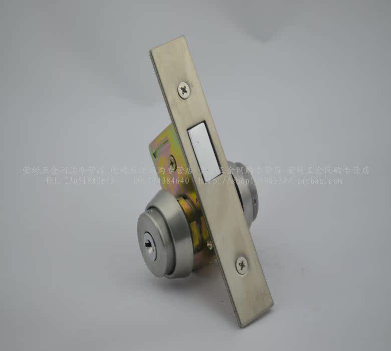 Fuerte bloqueo doble doble vara de Taiwán 329 las llaves de la puerta de vidrio con marco de aluminio lock cerradura