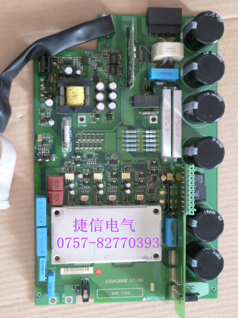 Danfoss VLT2800-11KW15KW18.5KW22KW inverter power driver board 195N2060
