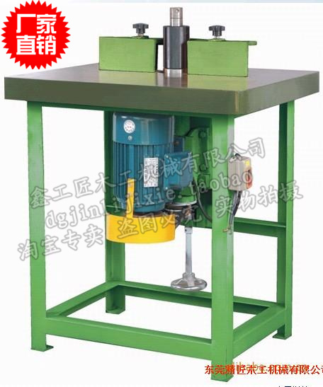 Hot Woodworking Machinery Vertical Single-Axis Milling Machine Simple Dual-Purpose Router Milling Machine Trimming Machine